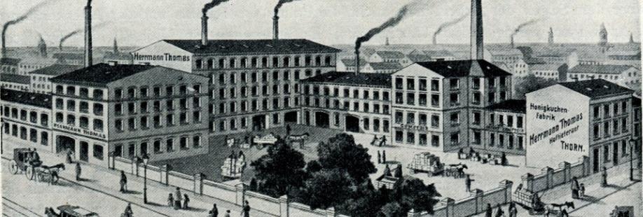 Od piernikarza do fabrykanta – przemysł piernikarski w Toruniu na przełomie XIX i XX wieku