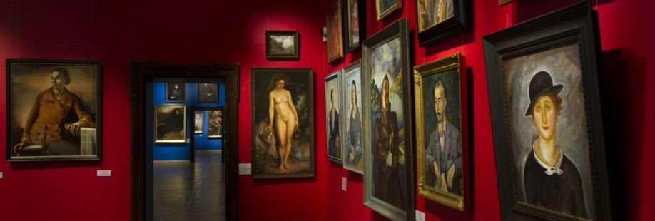 Oprowadzanie kuratorskie po galerii malarstwa i rzeźby polskiej w Ratuszu Staromiejskim
