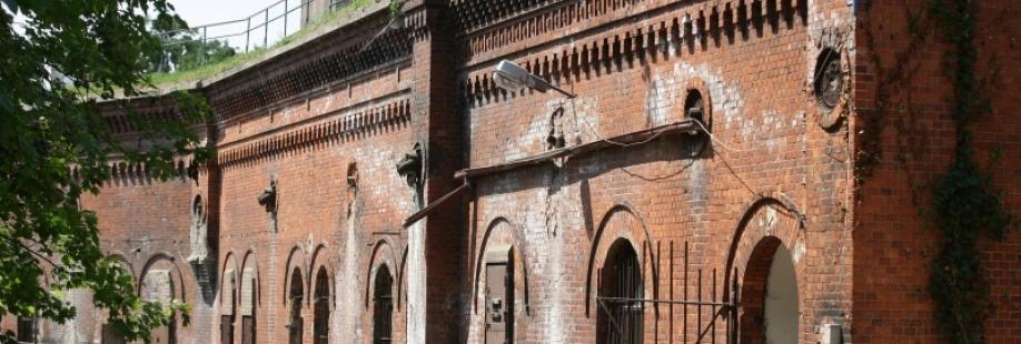 Klatka schodowa w Muzeum Twierdzy Toruń zostanie odtworzona