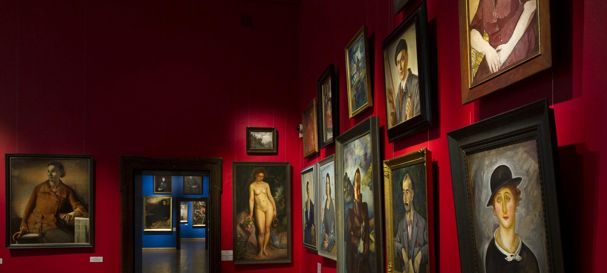 19 lipca nie będzie oprowadzania po galerii malarstwa i rzeźby polskiej
