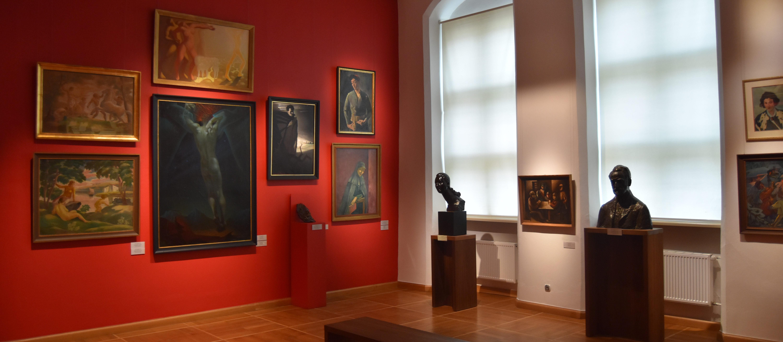 29 listopada NIE odbędzie się oprowadzanie po galerii malarstwa