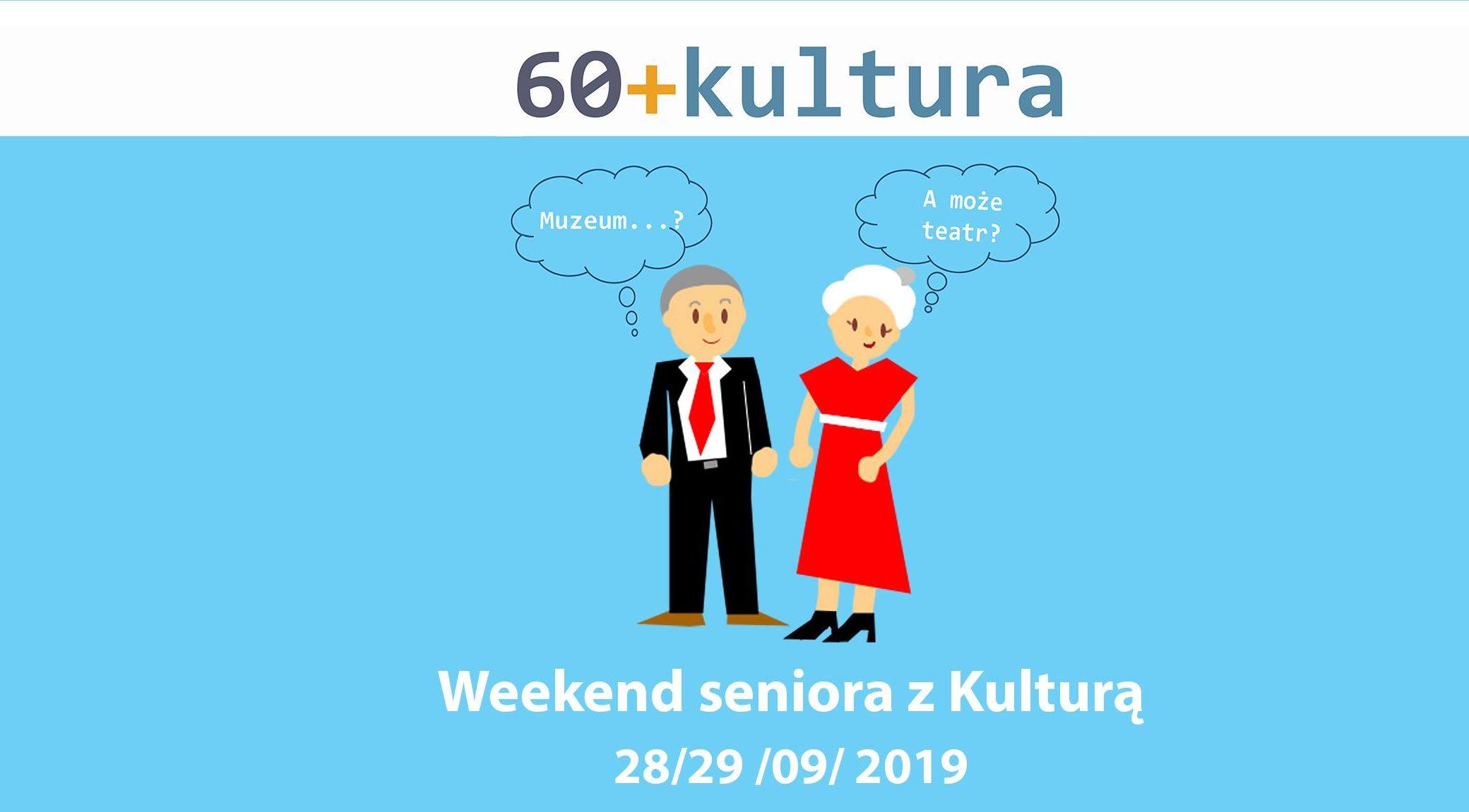 Weekend seniora z Kulturą 60+ w Muzeum Okręgowym