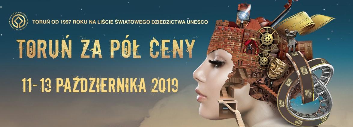 """""""Toruń za pół ceny"""" w Muzeum Okręgowym w Toruniu"""