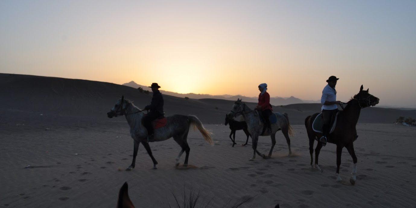 W cieniu Jedwabnego Szlaku – konno po bezdrożach  Kaukazu, Iranu i Azji Centralnej