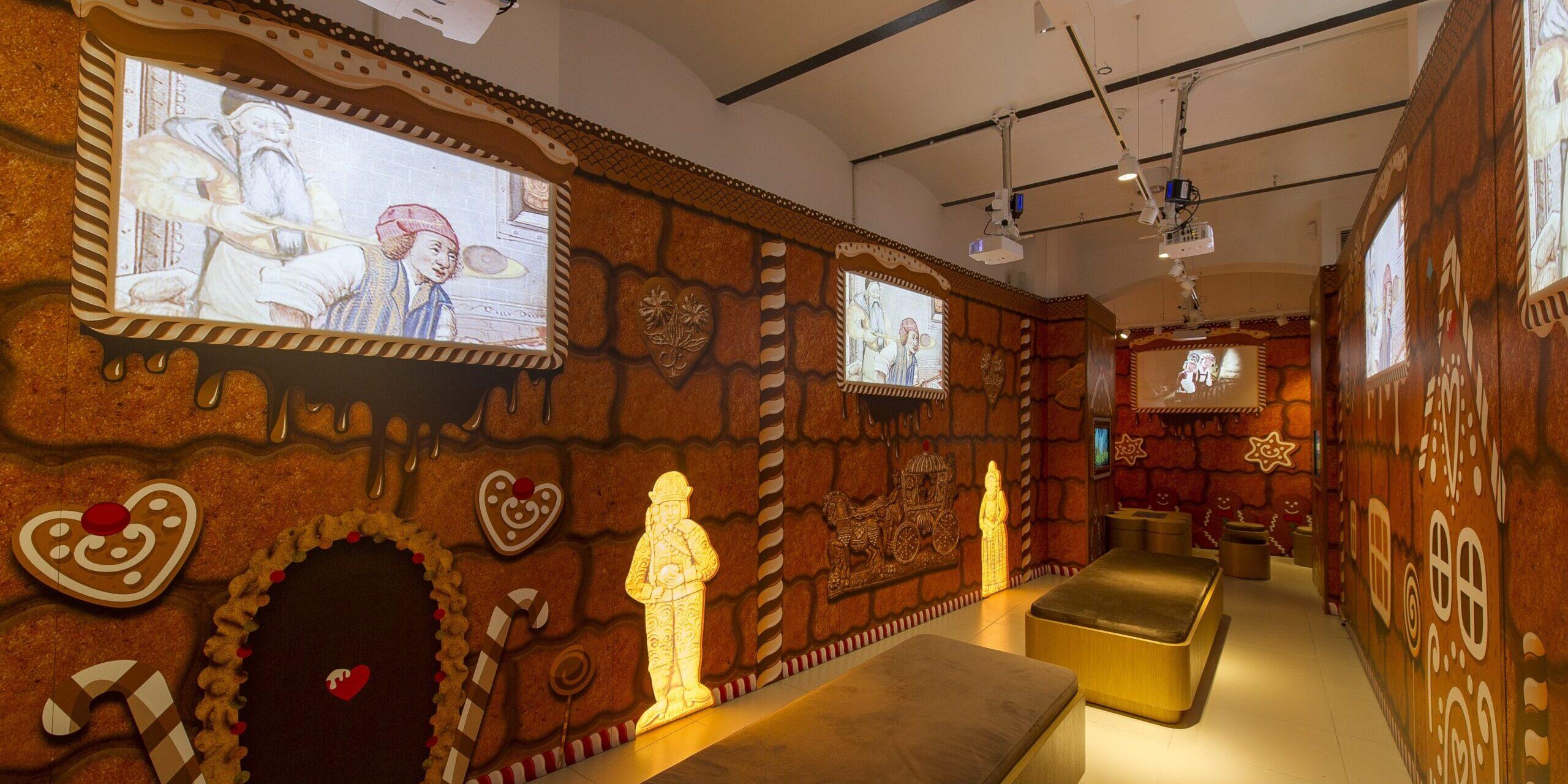 Poszerzenie działalności kulturalno – edukacyjnej w Muzeum Toruńskiego Piernika