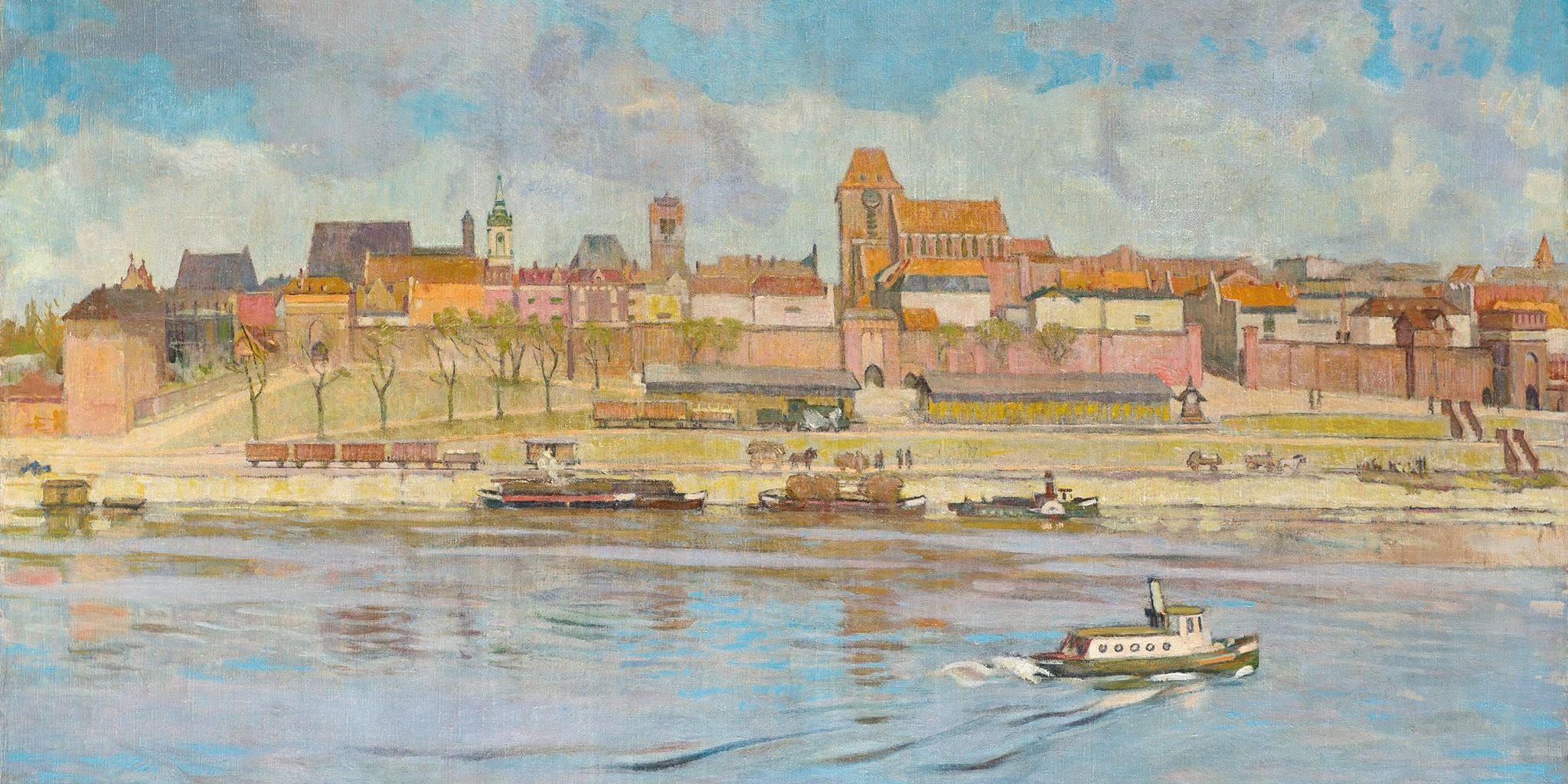 """Wystawa """"Konfraternia Artystów w Toruniu w latach 1920 – 1939. W stulecie niepodległości"""""""