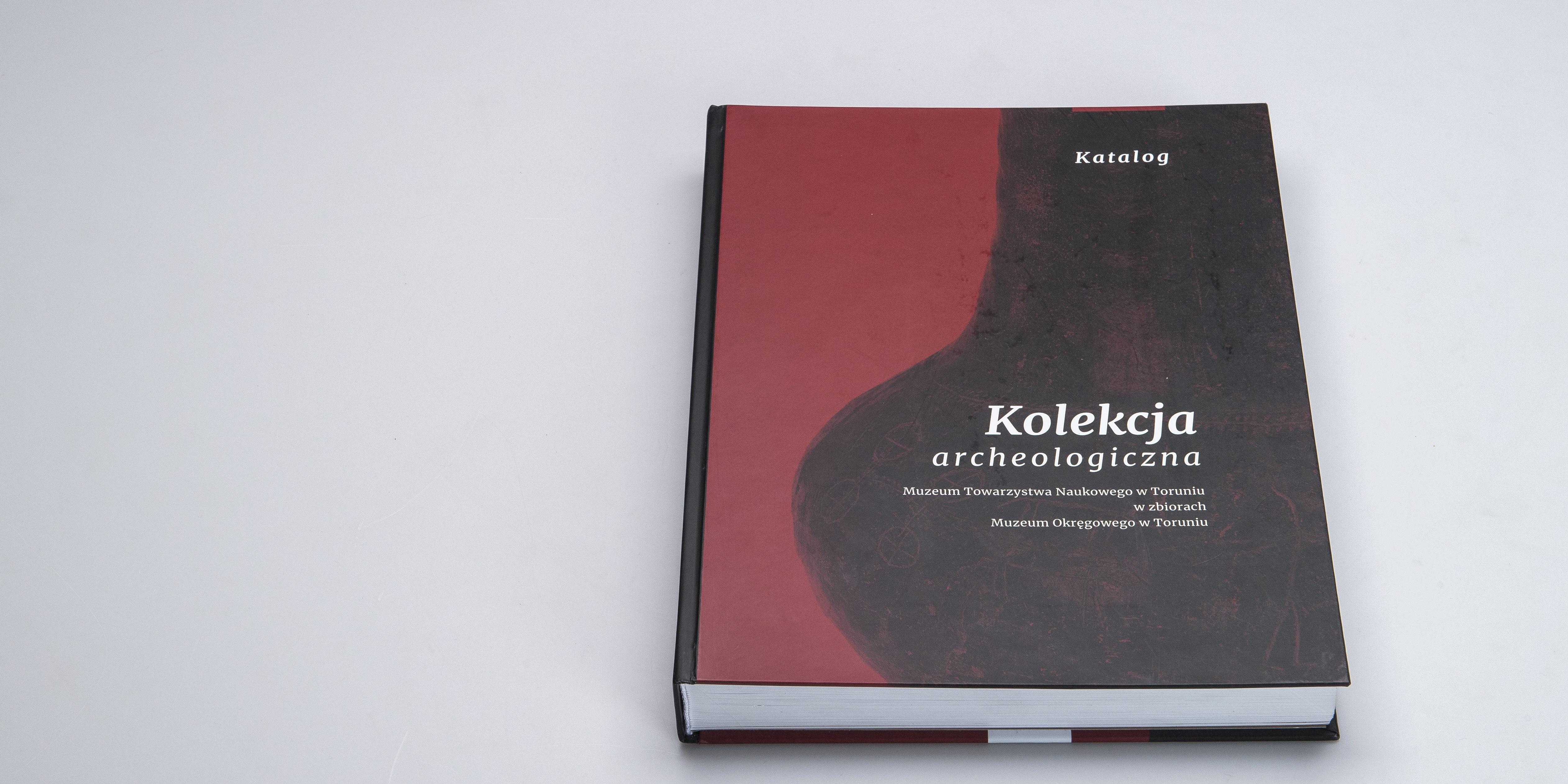 """Spotkanie promocyjna """"Kolekcja archeologiczna TNT w zbiorach Muzeum Okręgowego w Toruniu"""""""