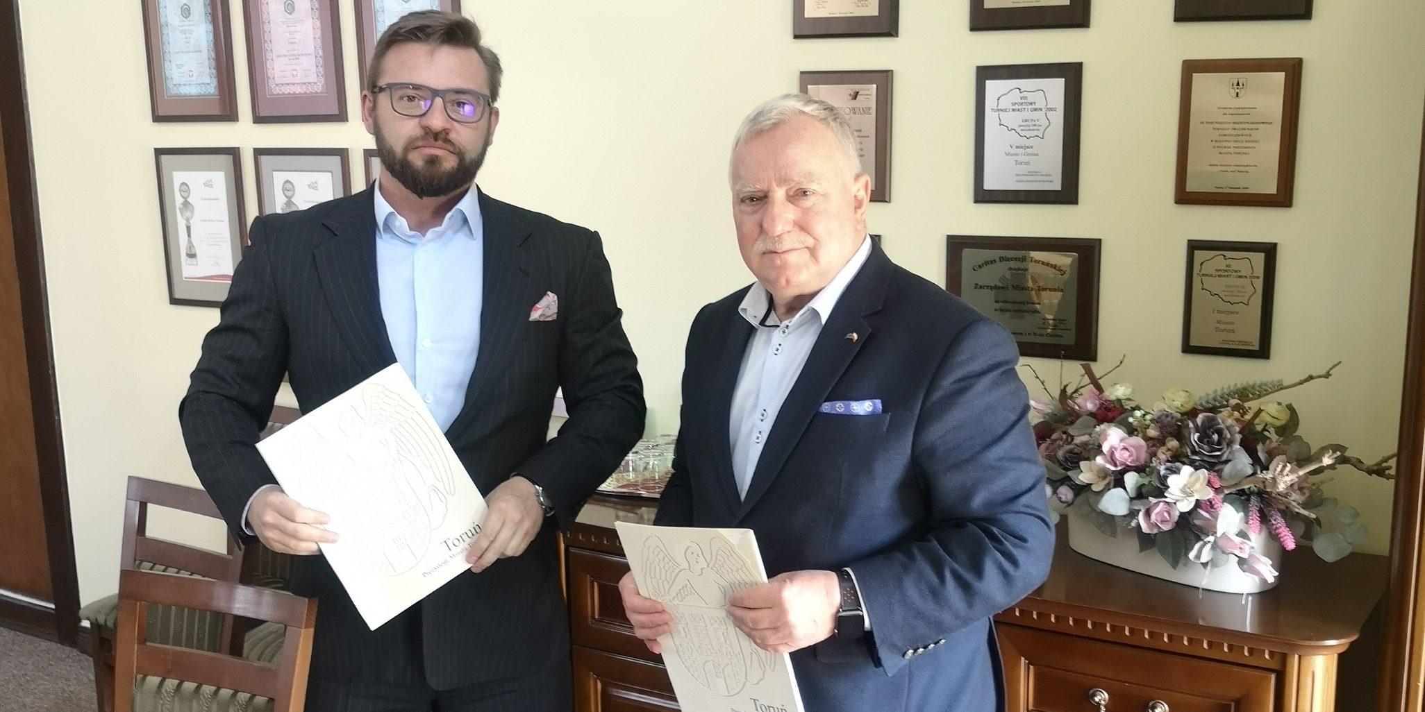 Umowa na wykonanie wystawy stałej w Muzeum Twierdzy Toruń podpisana