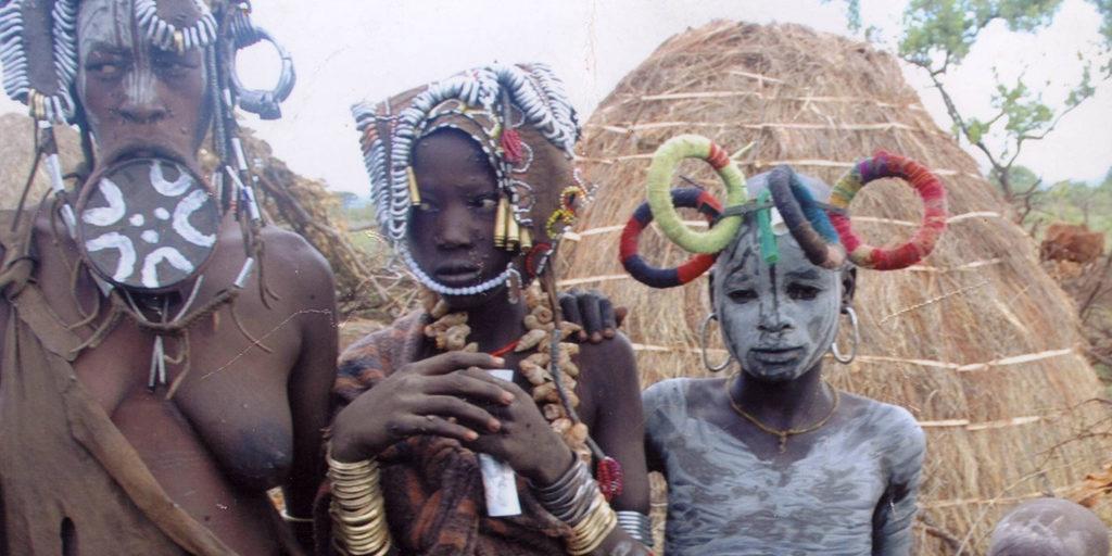 Ozdoby z Etiopii w kolekcji Muzeum Podróżników im. Tony'ego Halika