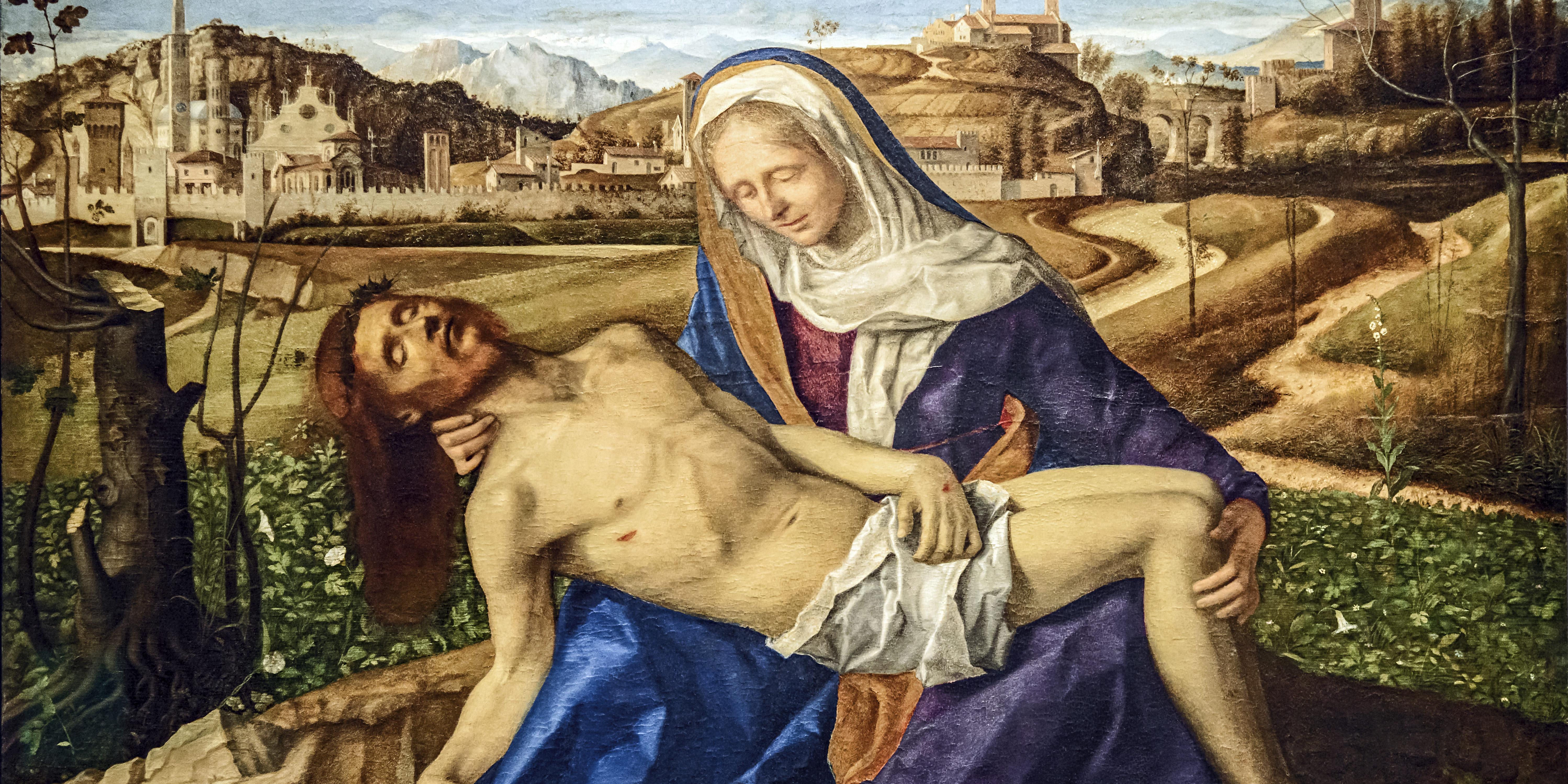 Motyw Liturgii Wielkiego Piątku w malarstwie włoskiego renesansu. Część III