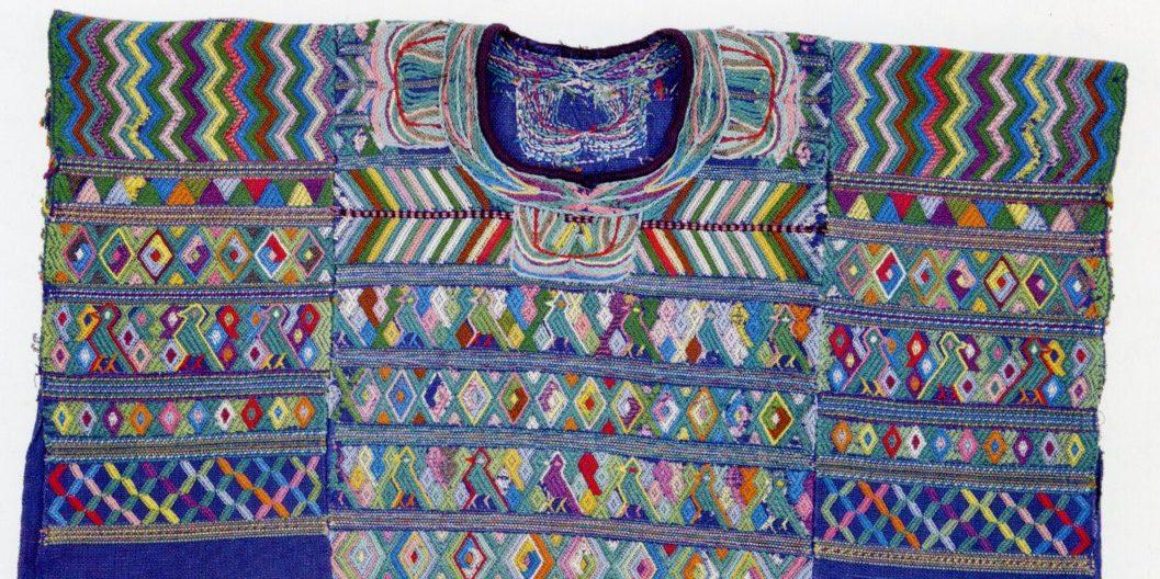 Huipile z Gwatemali w kolekcji Muzeum Okręgowego w Toruniu