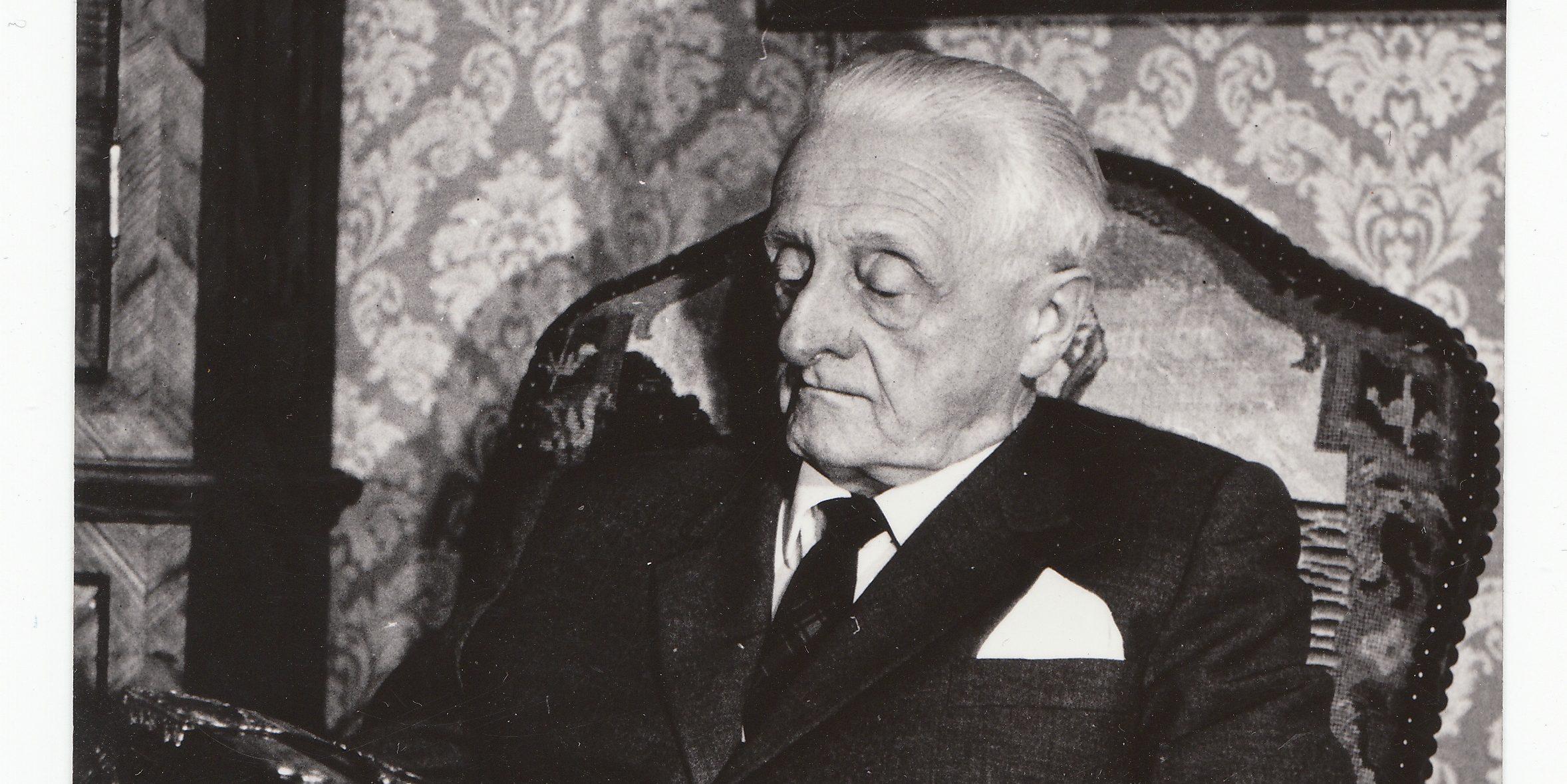 Tadeusz Wierzejski (1892 – 1974) – kolekcjoner, antykwariusz, darczyńca