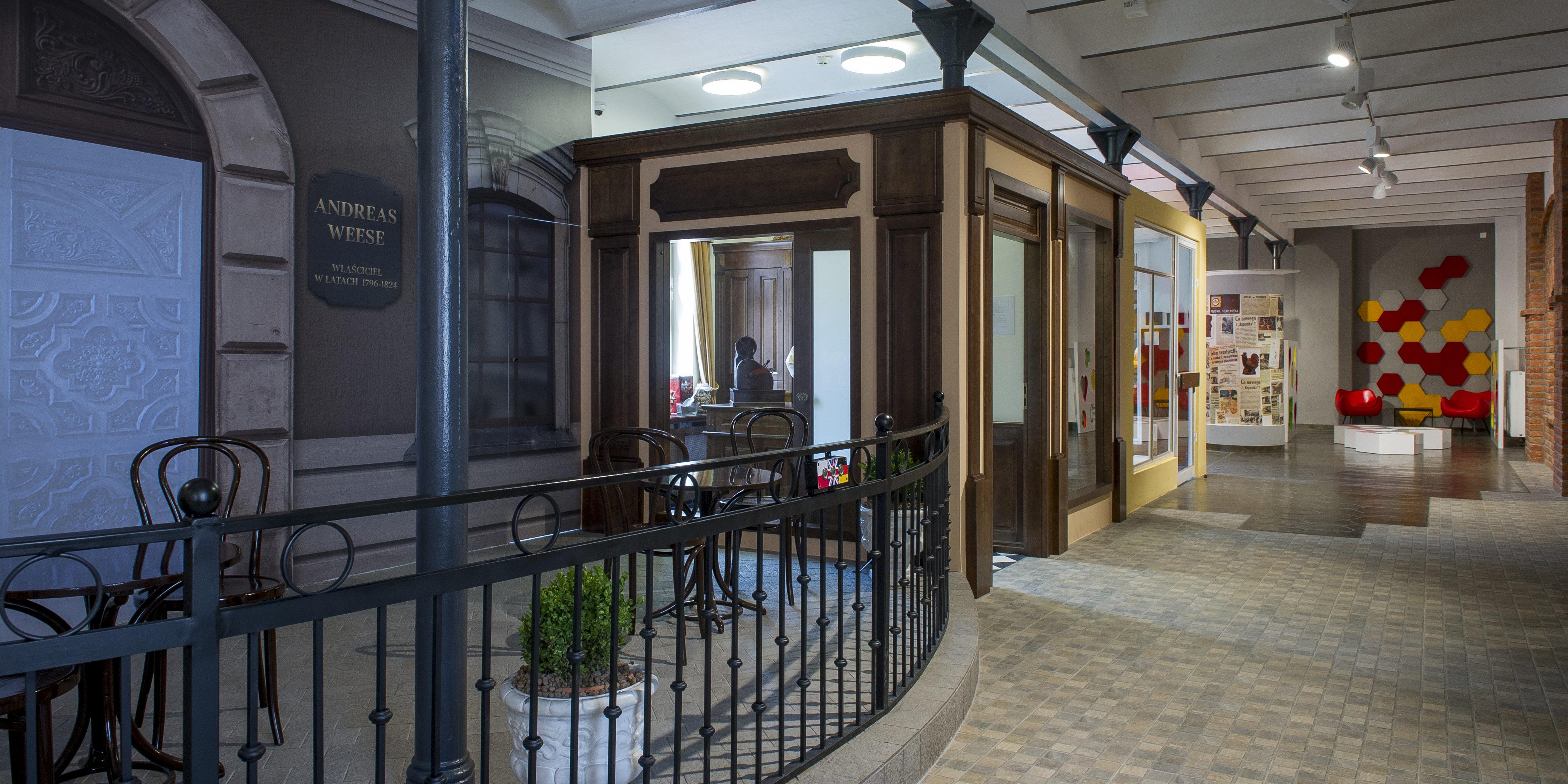 Muzeum Toruńskiego Piernika OTWARTE dla zwiedzających