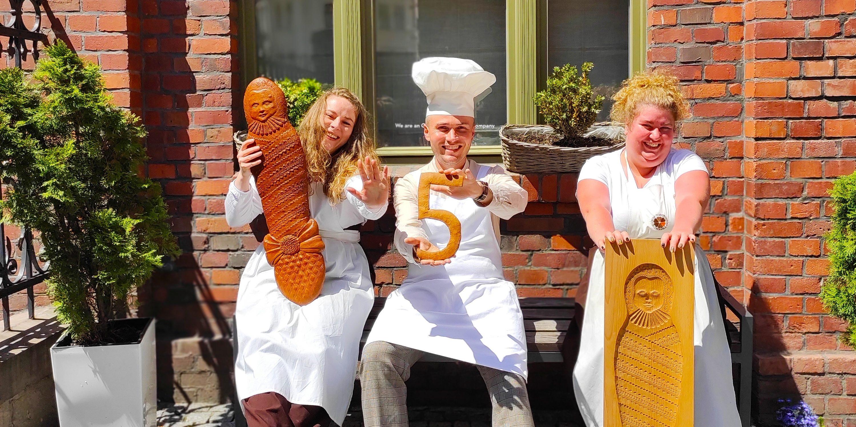 Muzeum Toruńskiego Piernika kończy 5 lat