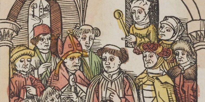 Z wizytą na plebanii – gospodarstwa domowe duchownych w Toruniu