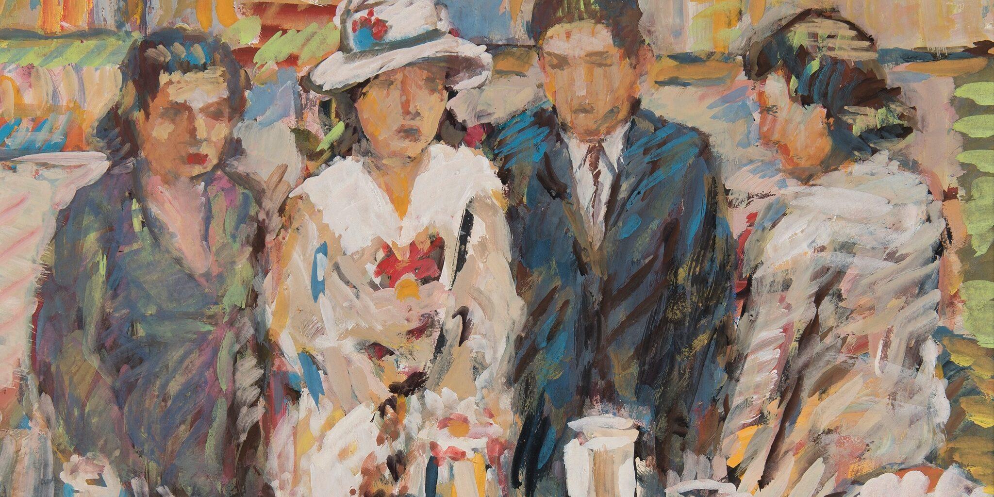 """Wystawa """"Szymon Szumiński (1936-1986) – malarstwo"""""""