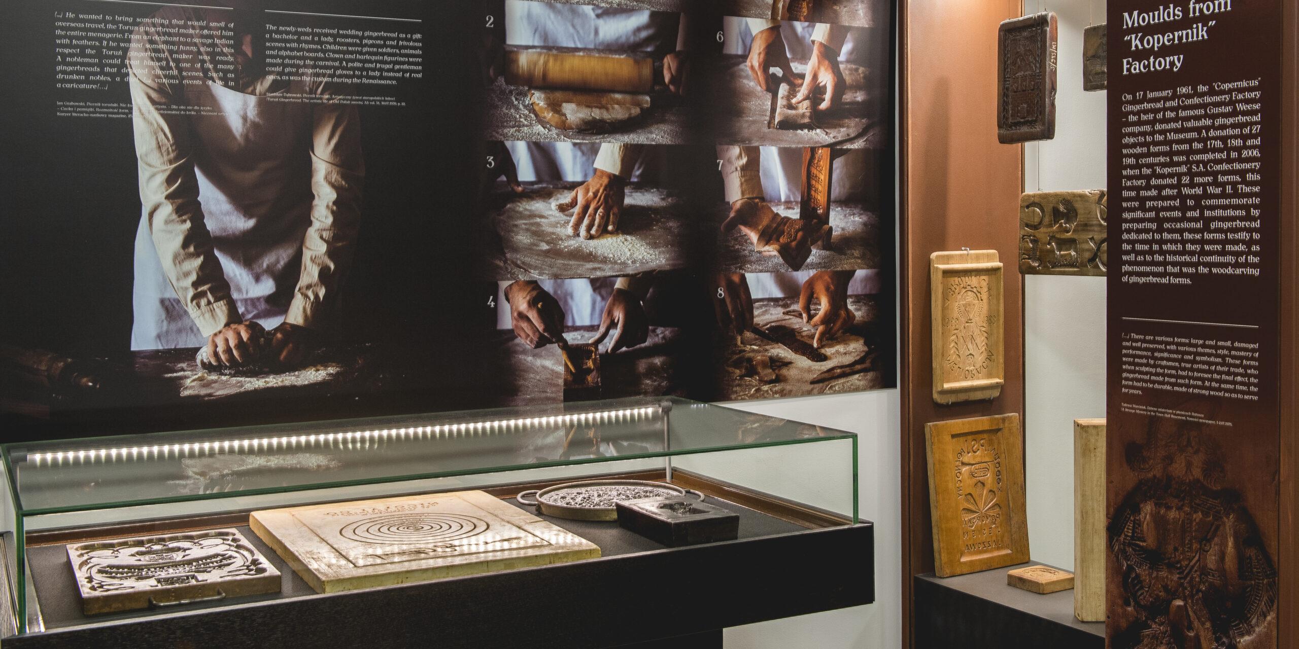O kolekcji form piernikarskich ze zbiorów Muzeum Okręgowego w Toruniu