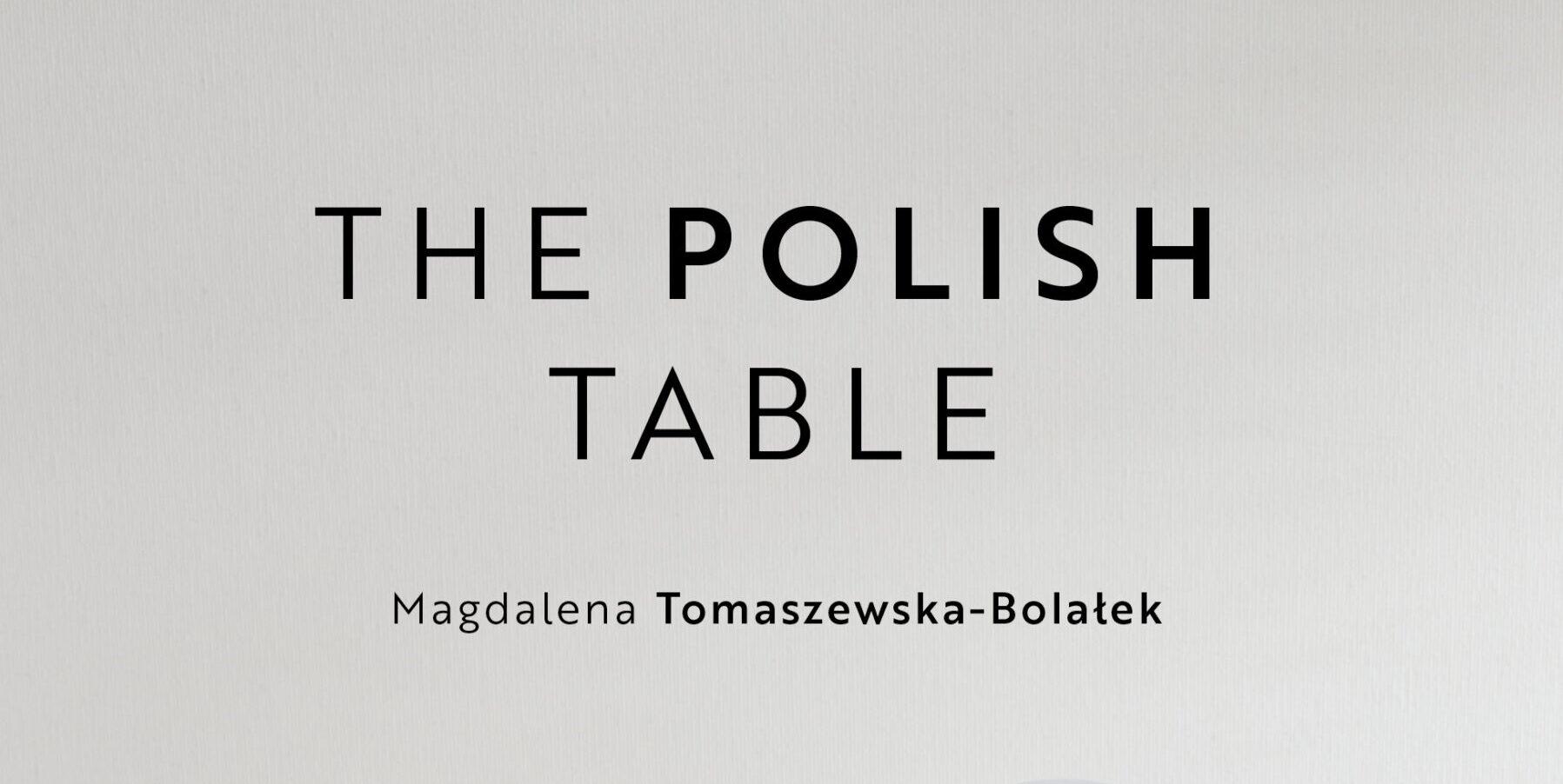 Polish Table – bezpłatna książka kulinarna