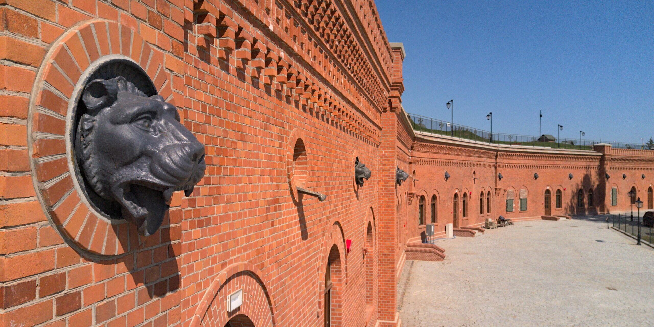 Otwarcie Muzeum Twierdzy Toruń PRZEŁOŻONE