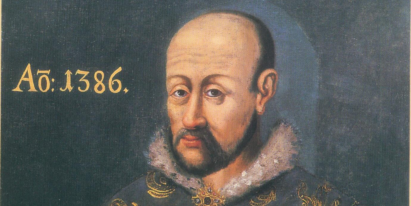 Kalendarium królewskie – Władysław II Jagiełło