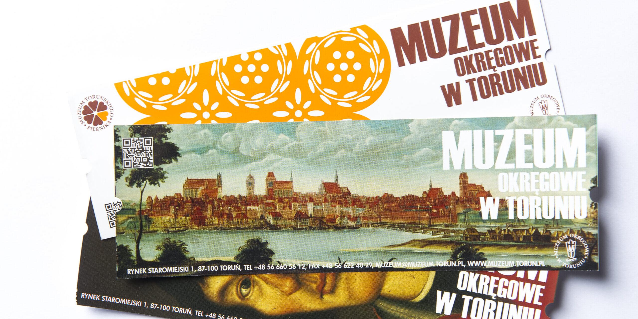 Zmiany cen biletów oraz usług świadczonych przez Muzeum Okręgowe w Toruniu
