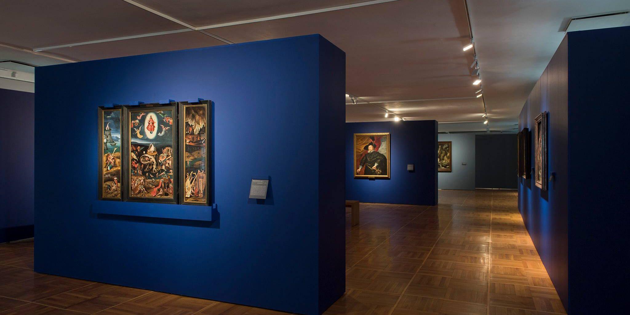 """Wykłady przy wystawie """"Malarstwo niderlandzkie i flamandzkie ze zbiorów Zamku Królewskiego na Wawelu"""""""