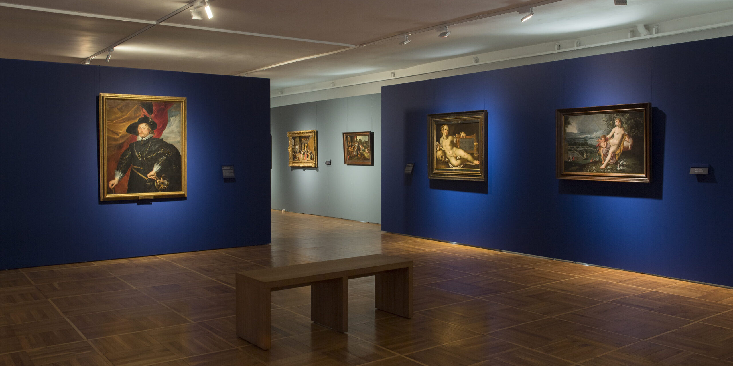 """Oprowadzania po wystawie """"Malarstwo niderlandzkie i flamandzkie ze zbiorów Zamku Królewskiego na Wawelu"""""""