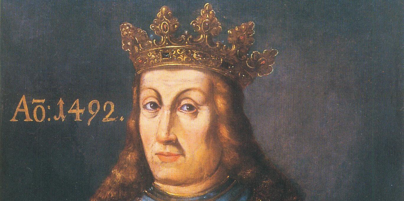 Kalendarium królewskie – Jan I Olbracht
