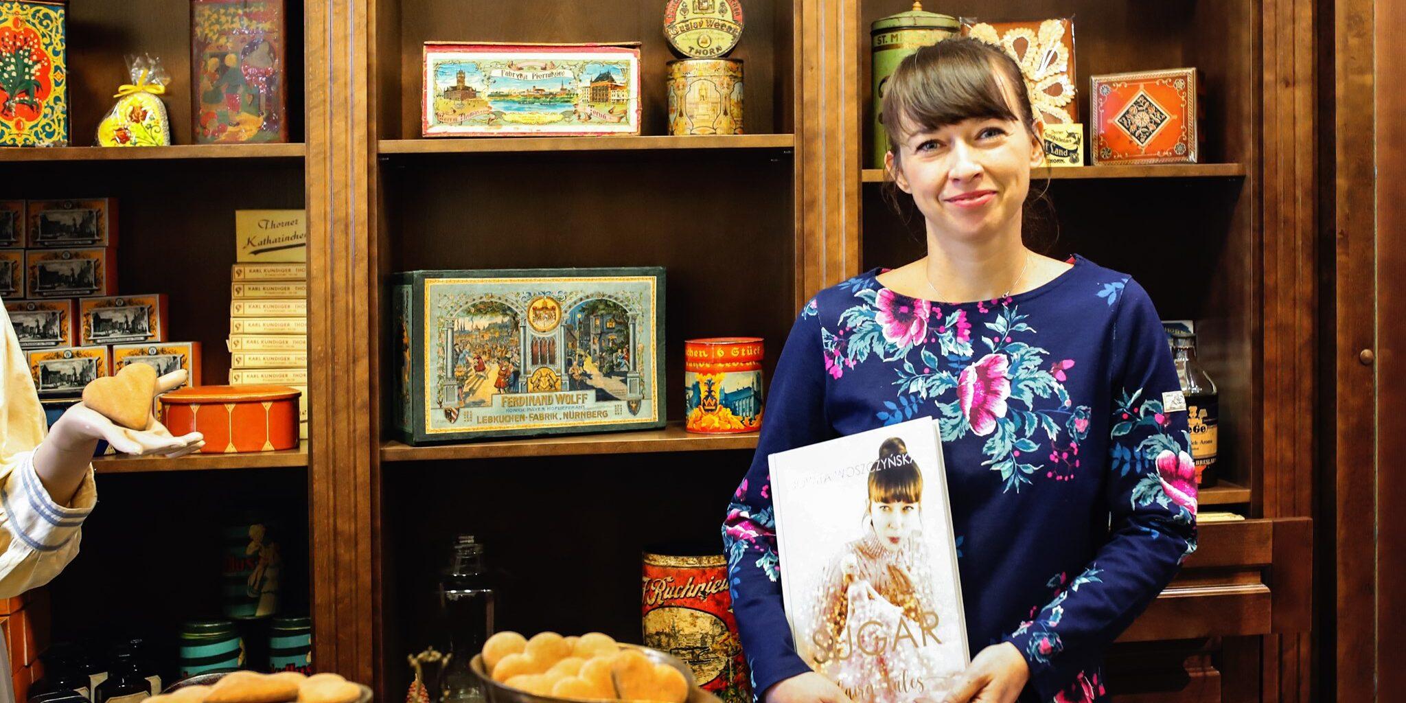 Spotkanie z mistrzynią świata w dekorowaniu tortów Jowitą Woszczyńską