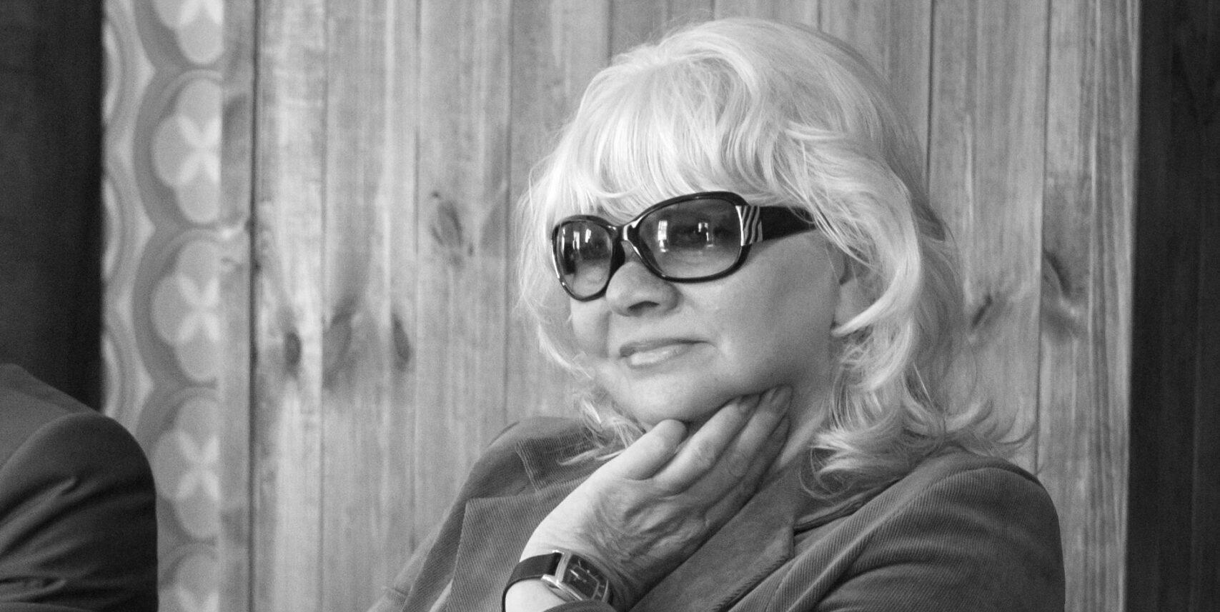 Zmarła Barbara Kukowicz-Wirowska
