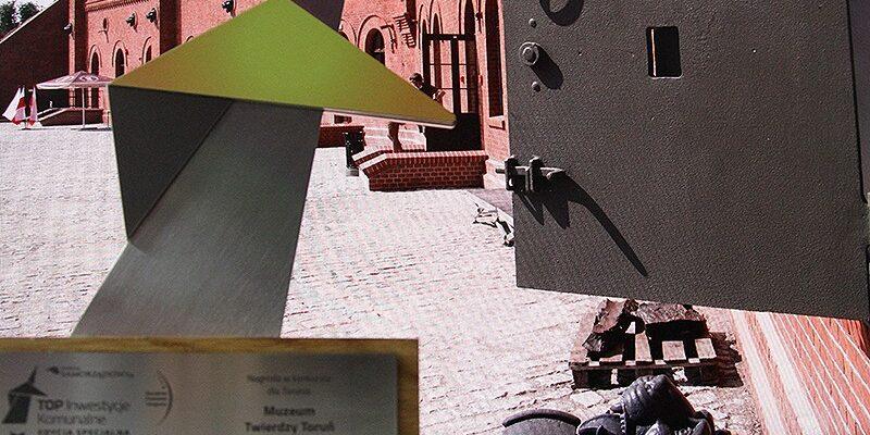 Muzeum Twierdzy Toruń Topową Inwestycją Komunalną